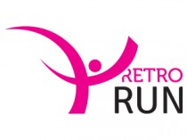 retro RUN 2017 LOGO